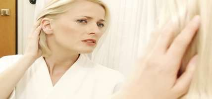 Что делать если есть залысины у женщин 95