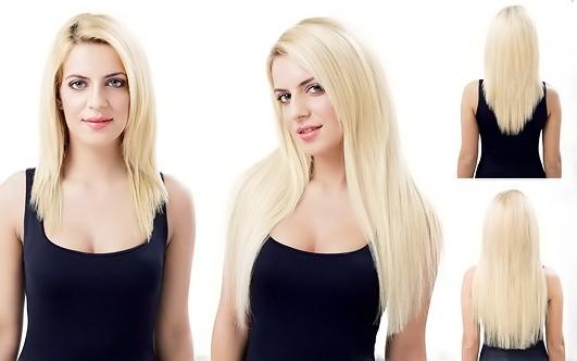 Как сделать волосы на голове прямыми
