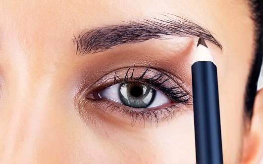 Как правильно красить брови карандашом? Рисуем брови!
