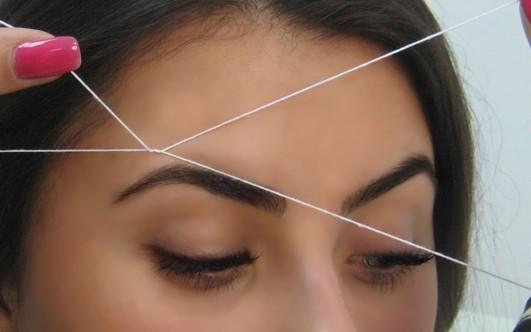 Как выщипать брови правильно и красиво