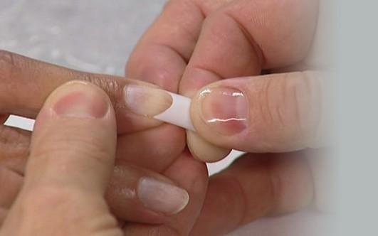 Как снять нарощенные ногти в домашних условиях акрил