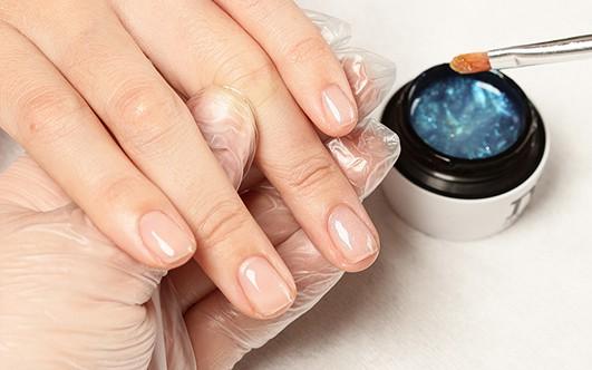 Укрепление ногтей биогелем.отзывы