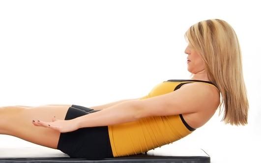 как похудеть в области рук и плеч