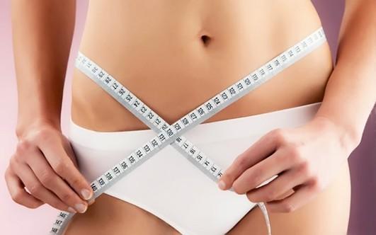 жир на животе складки