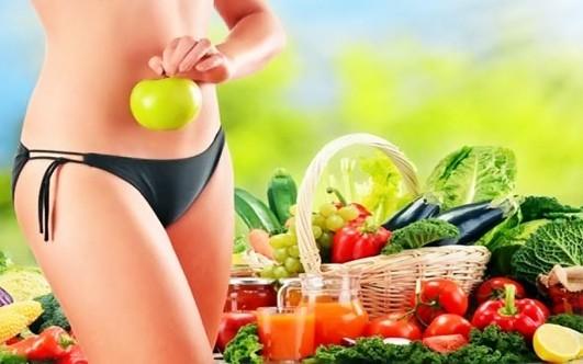 как похудеть в животе без диет