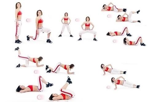 Упражнения для убрать бока бодибилдинг
