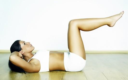 как убрать похудеть в ногах