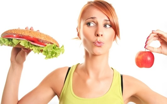 Как с помощью фитнес питания похудеть на тренировках