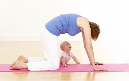 сбросить вес после родов при кормлении