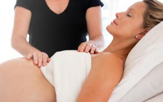 отекла кожа груди при беременности