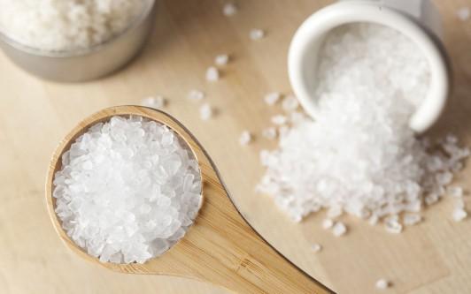 Как пользоваться морской солью