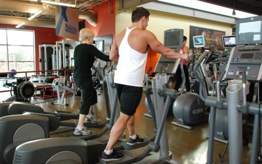 Как заниматься в тренажерном зале для похудения