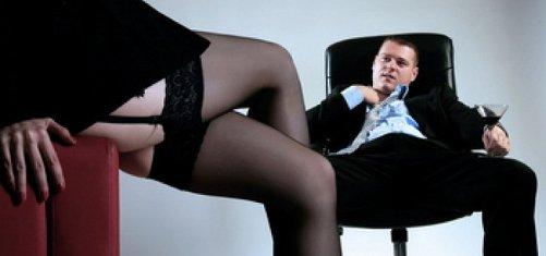 Плюсы и минусы секса с боссом
