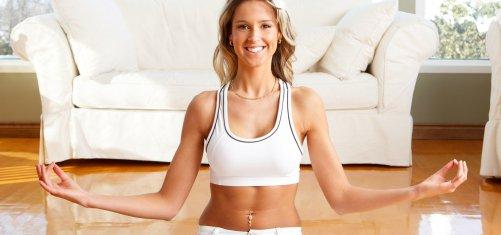 Дыхательные упражнения для талии