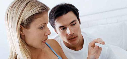 Беременность и истощение яичников