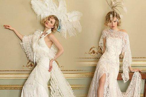 Винтажные свадебные платья постепенно становятся самыми популярными среди девушек, ищущих необычный наряд для торжественного события