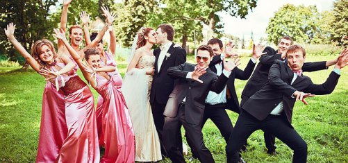 Прикол поздравление подарки сценки на свадьбу