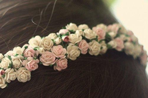 Цветы своими руками маленькие