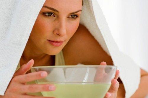 Очищение лица кремом