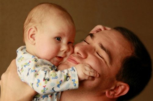 знакомство с ребенком бывшего мужа