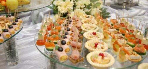 Закуски на свадьбу фото с рецептами