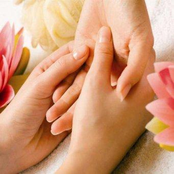 антицеллюлитный массаж приёмы фото