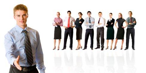 правила знакомства деловых людей