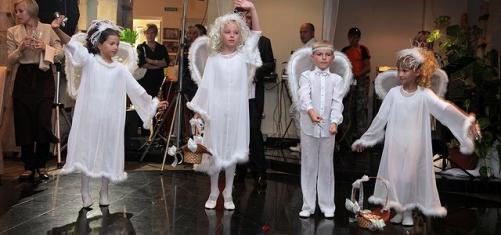 Танец дети подарок на свадьбу