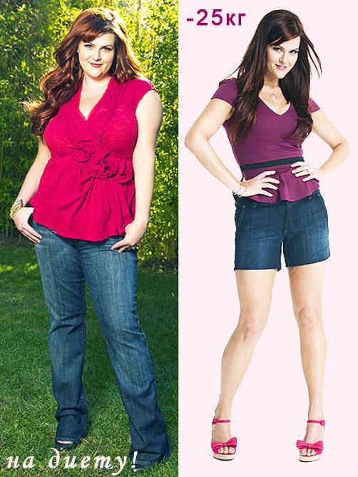 Похудеть на 25 кг за два месяца