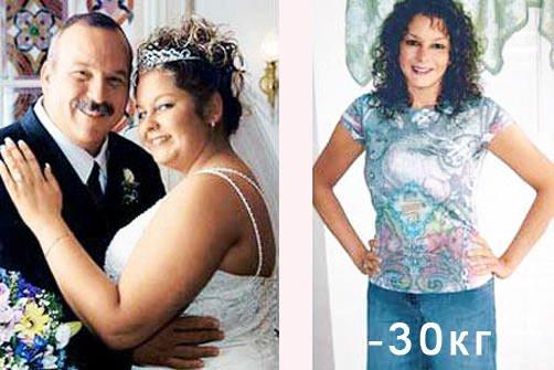 как быстро похудеть на 50 кг