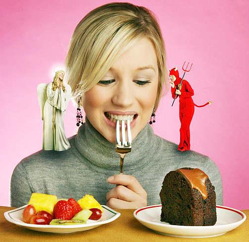 Эквивалентная замена продуктов для диабетиков
