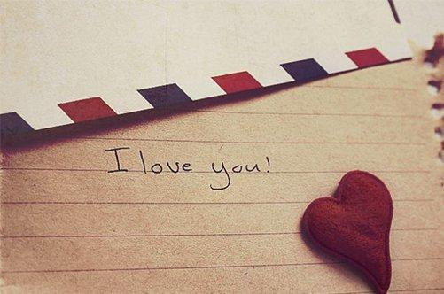 Трогательное признание в любви любимому в прозе