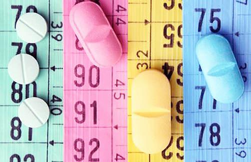 Самые надежные таблетки для похудения